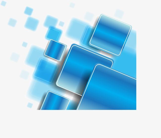 抽象方块几何