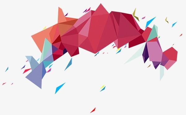 设计元素 其他 其他 > 立体几何不规则图形  [版权图片] 找相似下一张