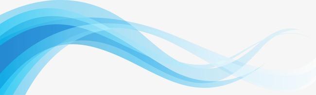 抽象曲线线条
