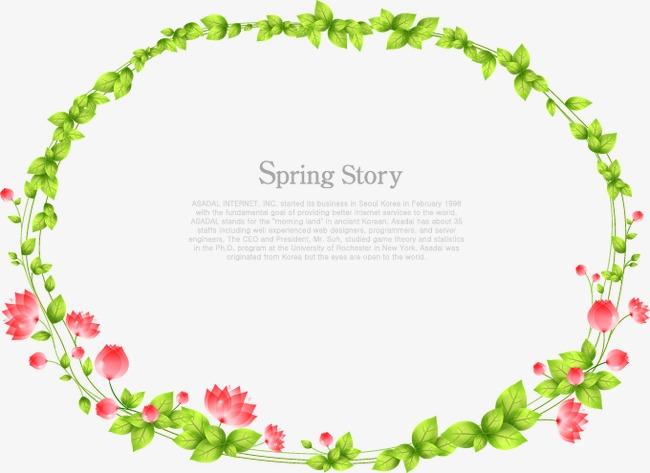 春天边框图片步骤