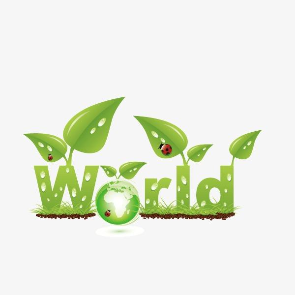 本次海报绿色作品world创意字体字体banner树叶字体为设计师轻抚银行卡设计图图片
