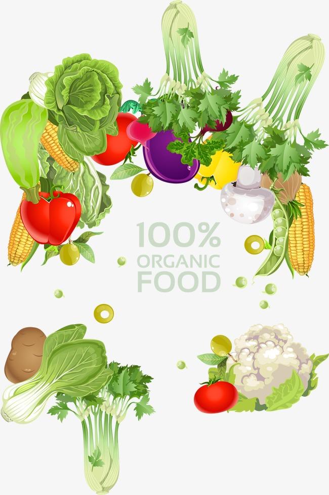 设计元素 背景素材 其他 > 蔬菜边框