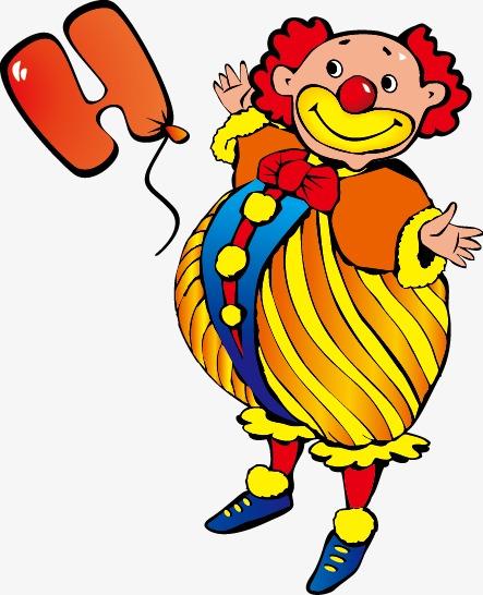 废物变宝手工制作小丑