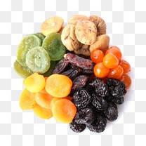 炒货零食素材 水果干