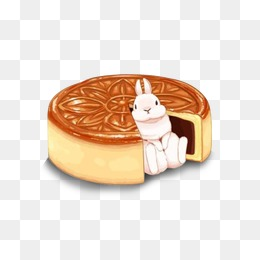 Moon Cake Cartoon Images : ????????????_????????_???png