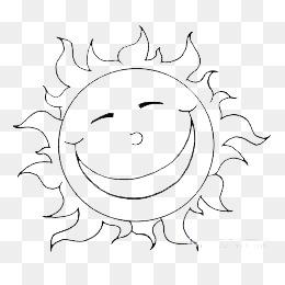 手托太阳图片_【夏日黑白素材】免费下载_夏日黑白图片大全_千库网png