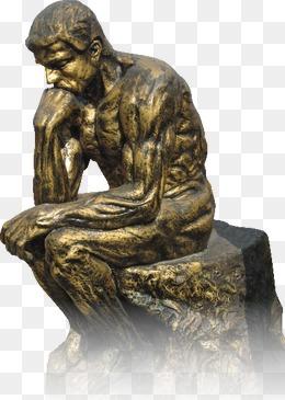思考者雕塑