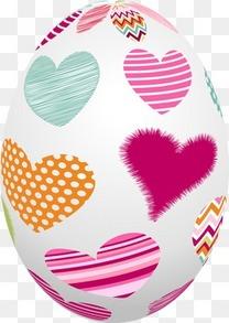 复活节彩蛋鸡蛋