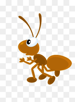 【可爱蚂蚁素材】免费下载_可爱蚂蚁图片大全_千库网png