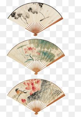 传统古风扇子