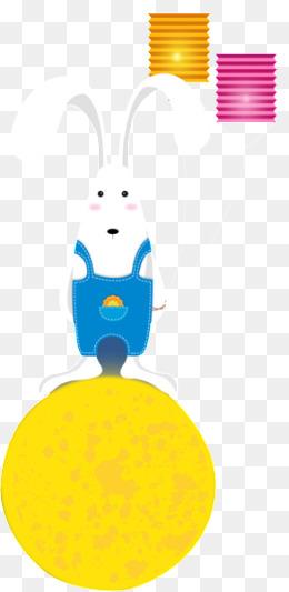 月兔简笔画步骤