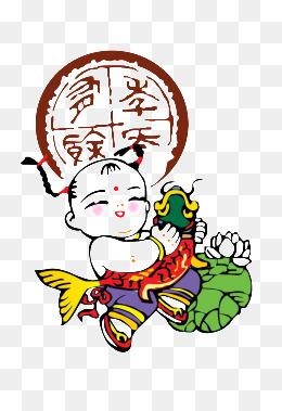 免费下载 儿童年画图片大全 千库网png