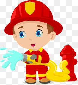 消防员图片大全 消防员素材免费下载 千库网png