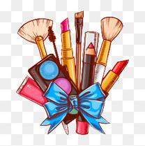 各种化妆品图片