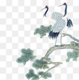 免费下载 国画松树图片大全 千库网png 第2页图片