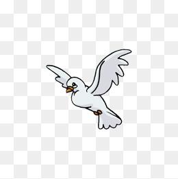 免费下载 手绘白鸽图片大全 千库网png图片