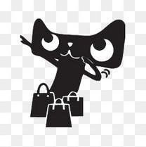全民疯抢天猫logo