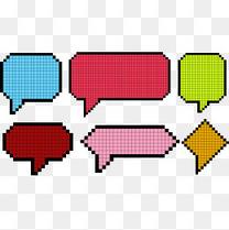 像素对话框
