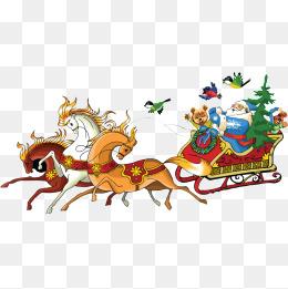 圣诞车图片大全 圣诞车素材免费下载 千库网png