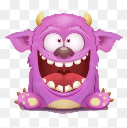 跳舞背景闪图_【可爱小怪兽素材】免费下载_可爱小怪兽图片大全_千库网png