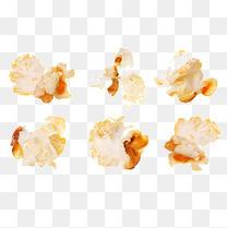 多种爆米花形态