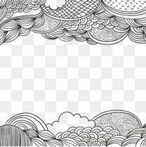 矢量中式花纹