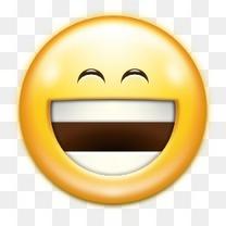 表情的脸笑的图标