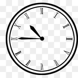 简笔画钟表-钟表图片大全 钟表素材免费下载 千库网png