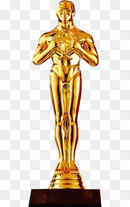 Oscar Statue Awarded To Leon Shamroy For The Color Cinematography Of 1945's ''leave Her To Heaven'' Lot4516 furthermore How To Catch Up On Movies Before The Oscars as well Free oscar trophy clipart moreover Oscar 207033 further Award Repair3. on academy award trophy clip art