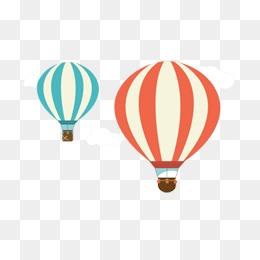 氢气球简笔画-免费下载 气球卡通图片大全 千库网png