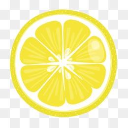 卡通柠檬片_卡通柠檬片图片干柠檬片泡水的功效和作用柠