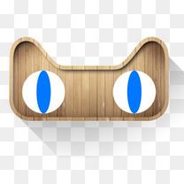 2017品牌创意猫头木条猫头