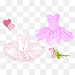 漂亮裙子_设计元素_漂亮裙子图片背景素材大