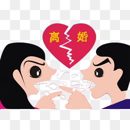 男女吵架下雨的图片_【离婚素材】_离婚图片大全_离婚素材免费下载_千库网png
