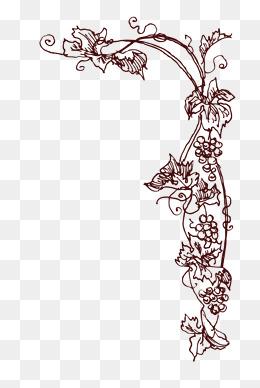 线描树图片大全 线描树素材免费下载 千库网png