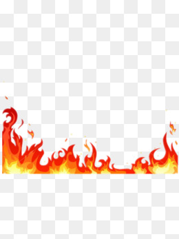 火焰边框_设计元素_火焰边框图片背景素材大全_千库网