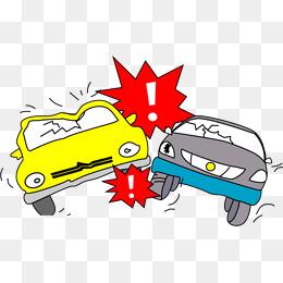 Car Crash Cartoon Pics