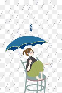 24节气谷雨