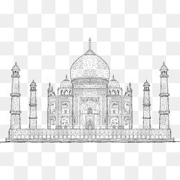 免费下载 手绘印度图片大全 千库网png