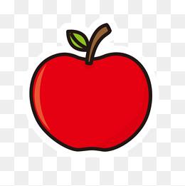 免费下载 苹果简笔图片大全 千库网png