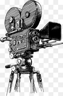 矢量手绘录像机