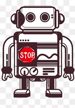 免费下载 卡通机器人图片大全 千库网png