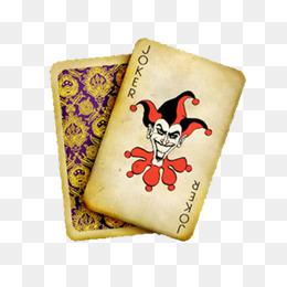 免费下载 小丑扑克图片大全 千库网png图片