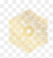 泰国花纹底纹素材
