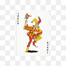 免费下载 扑克牌小王图片大全 千库网png图片