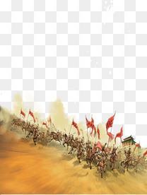 古代的战争