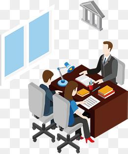 Png for Dibujo de una oficina moderna