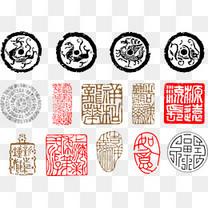 传统图腾纹样