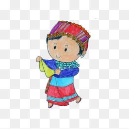 下载 少数民族服饰图案图片大全 千库网png图片