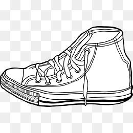 免费下载 运动鞋素描图片大全 千库网png 第2页